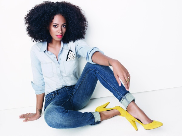 Solange-Knowles-Madewell-Fall-2012