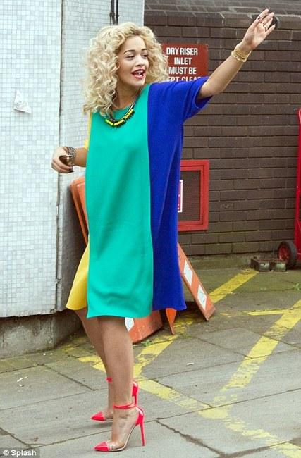 Rita Ora color
