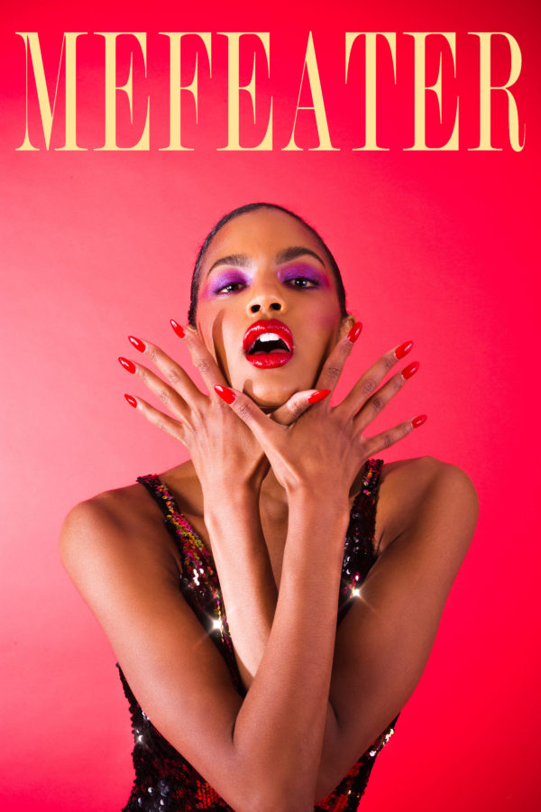 MEFeater Cover Ebonee Davis