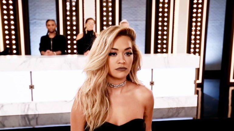 Rita Ora ANTM Firing