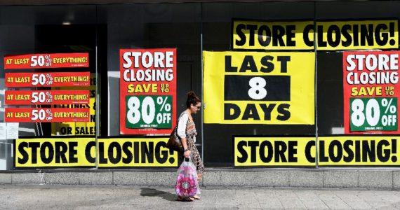 Retailers are Closing