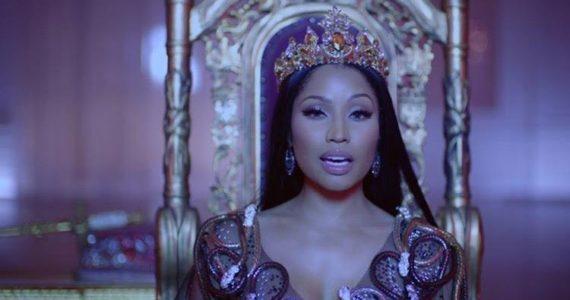 Nicki Minaj No Frauds Cover