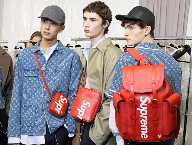 Louis Vuitton X Supreme Pop-Up Shop Won't be Happening Soon