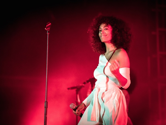 Solange Sings The Proud Family