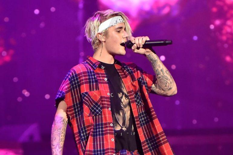 Justin Bieber All Purpose Tour