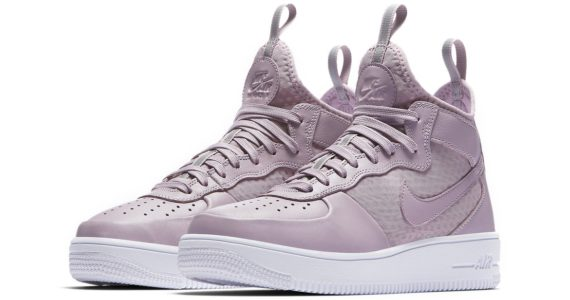 There's a New Lavender Nike Air Force 1s on the Market