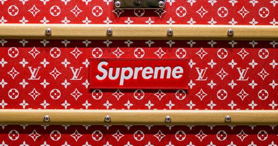 The Supreme x Louis Vuitton Collaboration Increased Louis V's Profits