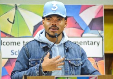 Chance the Rapper is Starting A New Award Show for Teachers