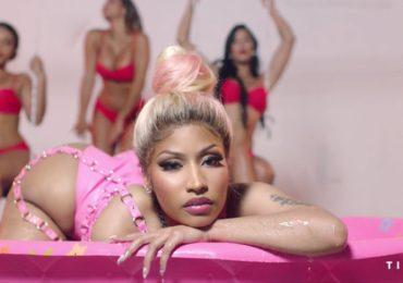 Nicki Minaj's Lands 14th Mention in Billboard's Hot 100 With Rake It Up