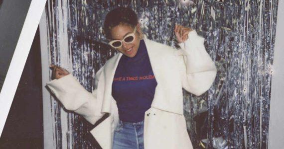 Beyoncé 'Thiccsgiving.' Instagram @beyonce