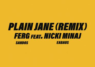 A$AP Ferg's Plain Jane Remix feat. Nicki Minaj, Shouts Out Biggie and Lupita Nyong'o