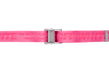 Off-White Industrial Belt exclusively at SSense