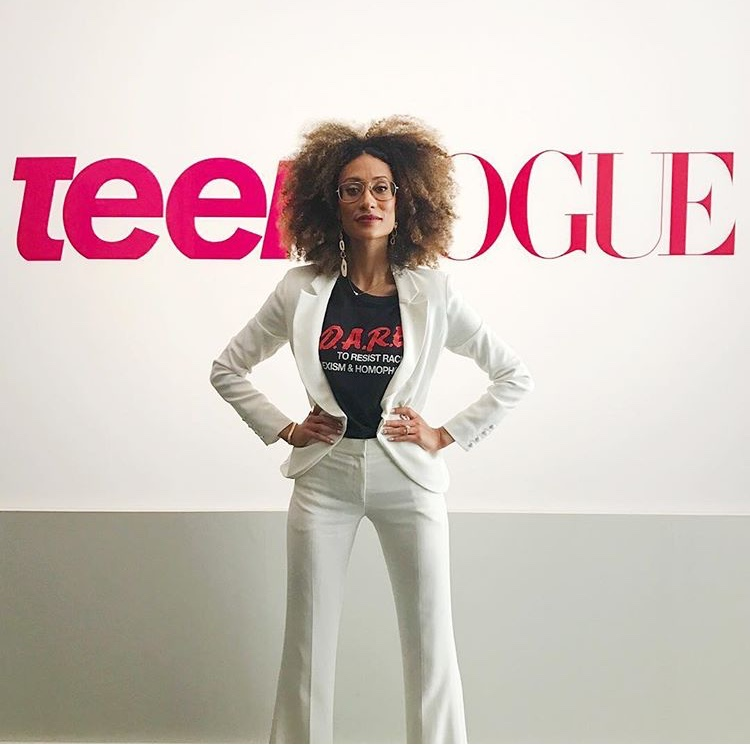 After Six Years, Teen Vogue Editor Elaine Welteroth Resigns