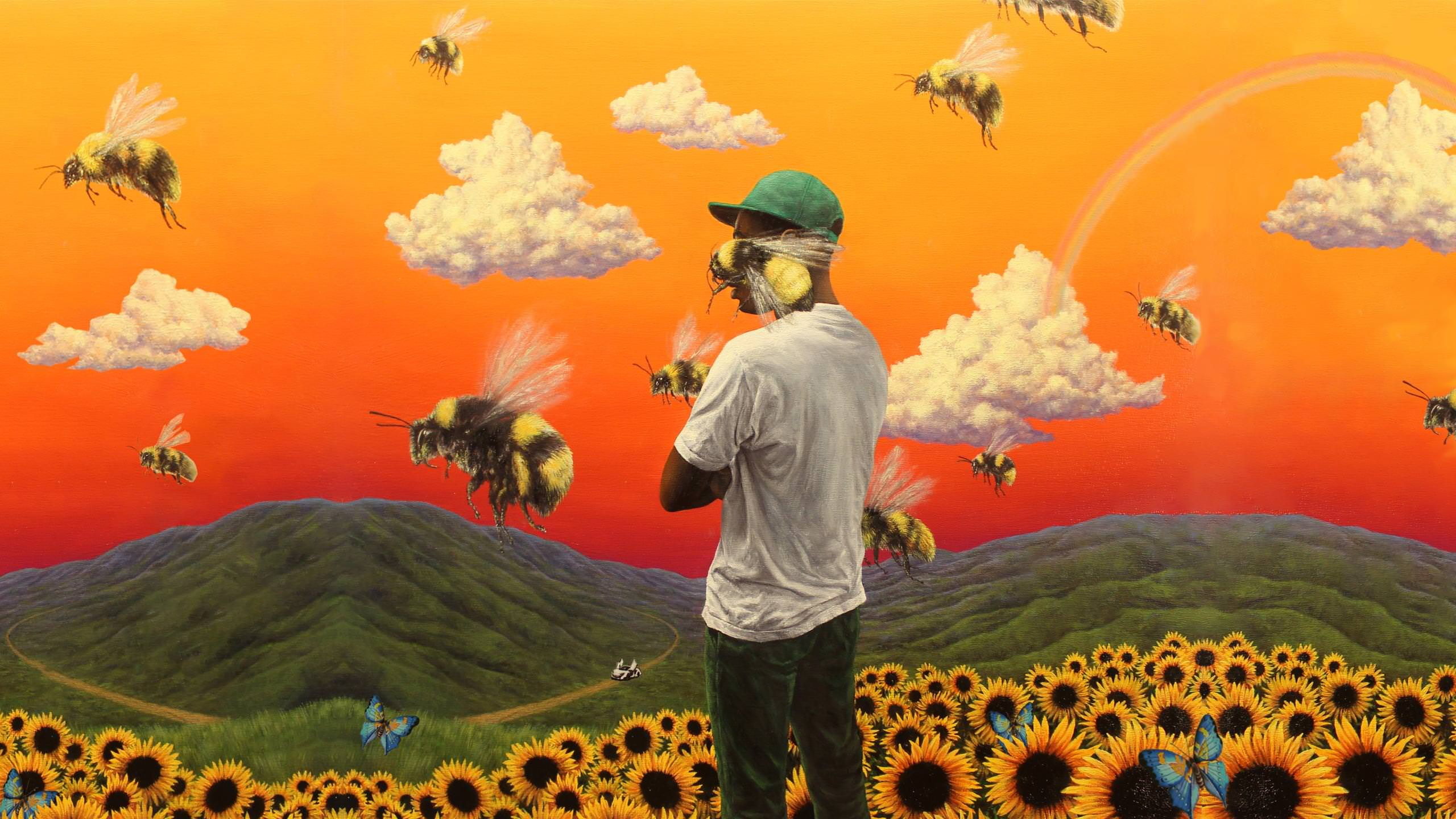 Tyler the Creator's Flower Boy Tour is One Word, Euphoric