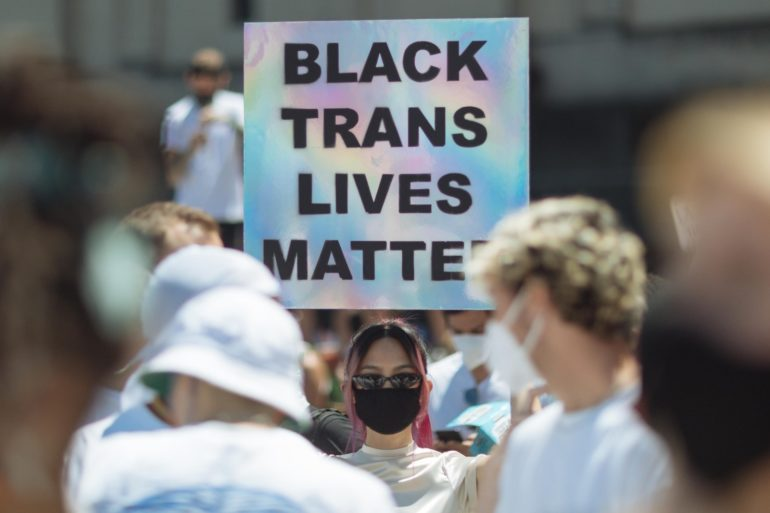 Dont Forget Black Trans Lives